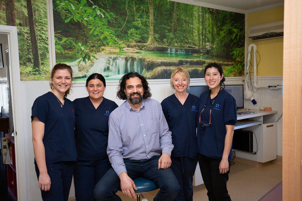 Holistic Dentistry - group photo of Doonan Dental Team