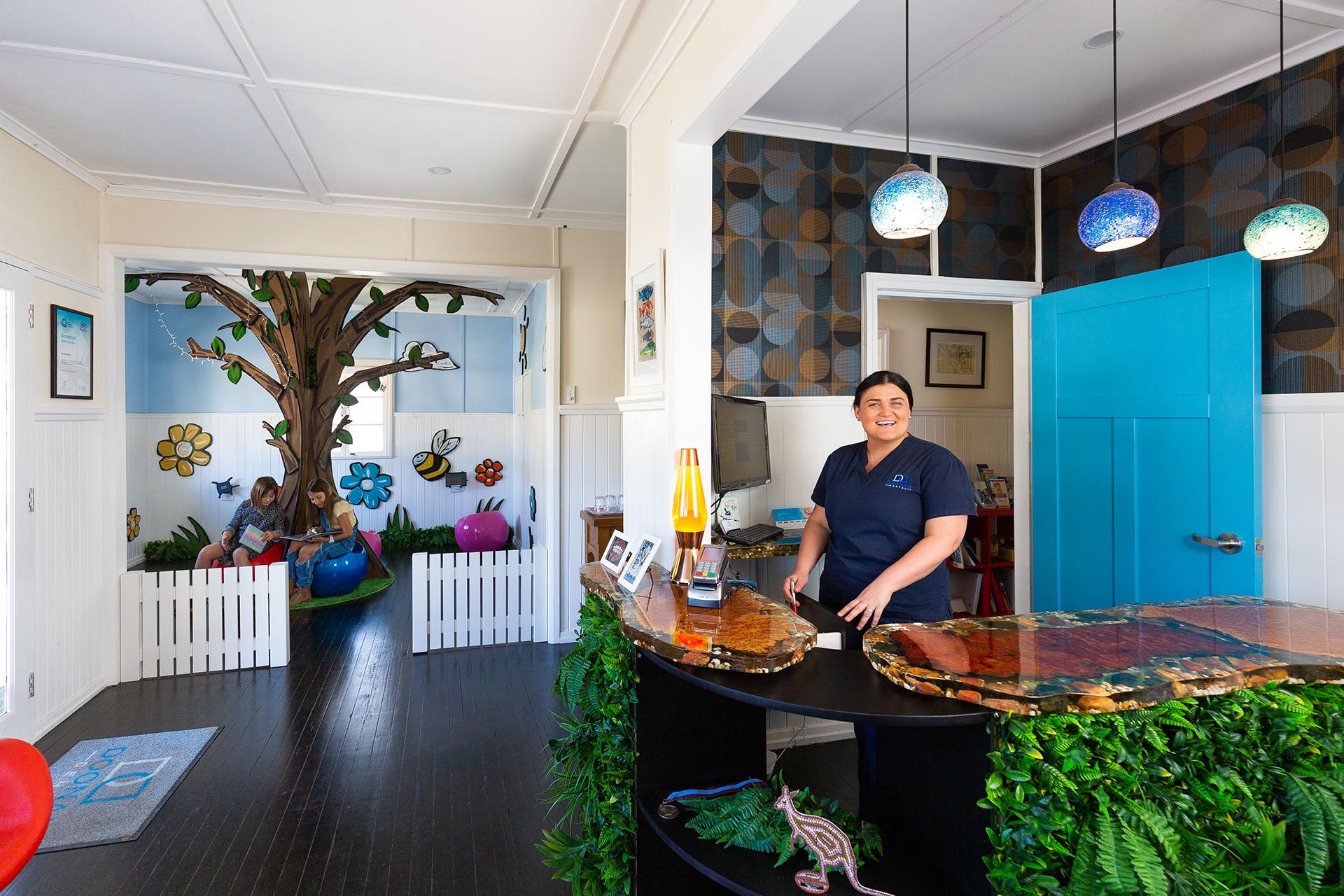 Dentist Sunshine Coast - Doonan Dental reception