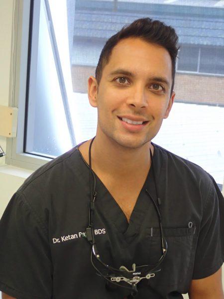 Dr Ketan Patel
